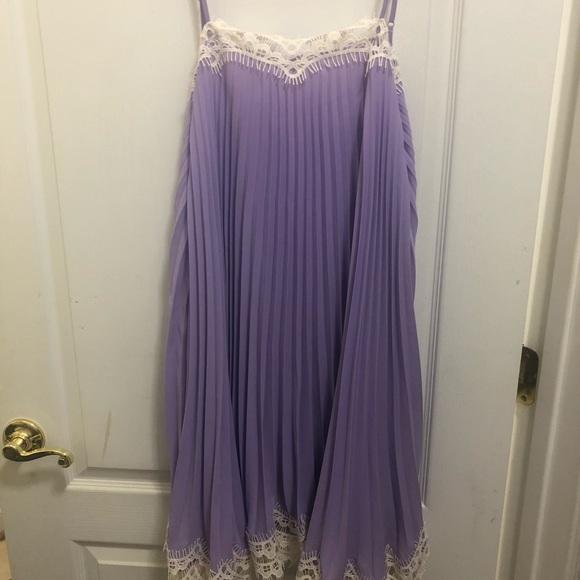 Moulinette Soeurs Dresses & Skirts - Moulinette Soeurs. Light purple with white laces